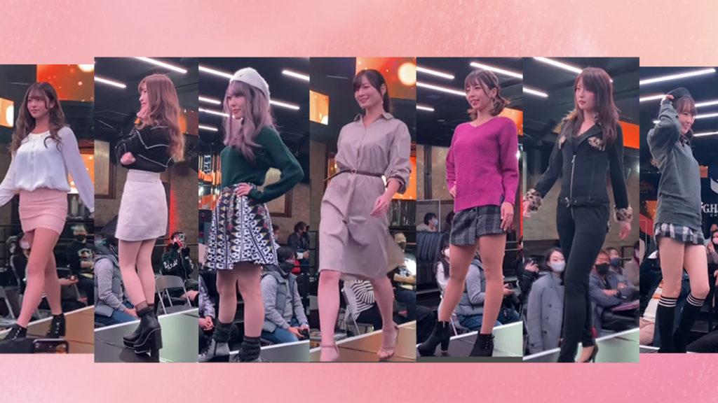 TSCファッションショー