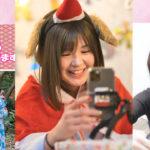 巫女様のこじこじ(小島彩野乃) フォトブック電子版No3 クリスマス&正月&美容サロン